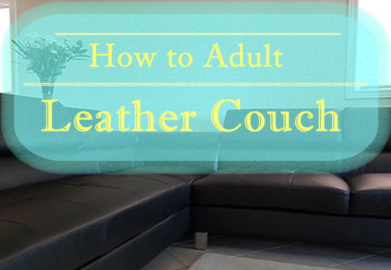 How To Clean A Sectional Leather Couch Vivid Cleaning