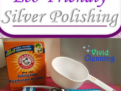Eco-Friendly Silver Cleaning With Baking Soda