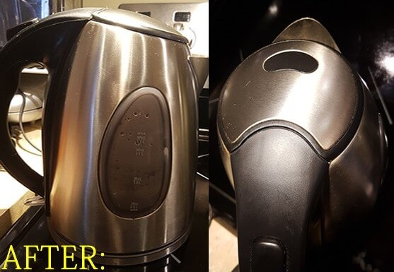 How to Clean a Stainless Steel Kettle