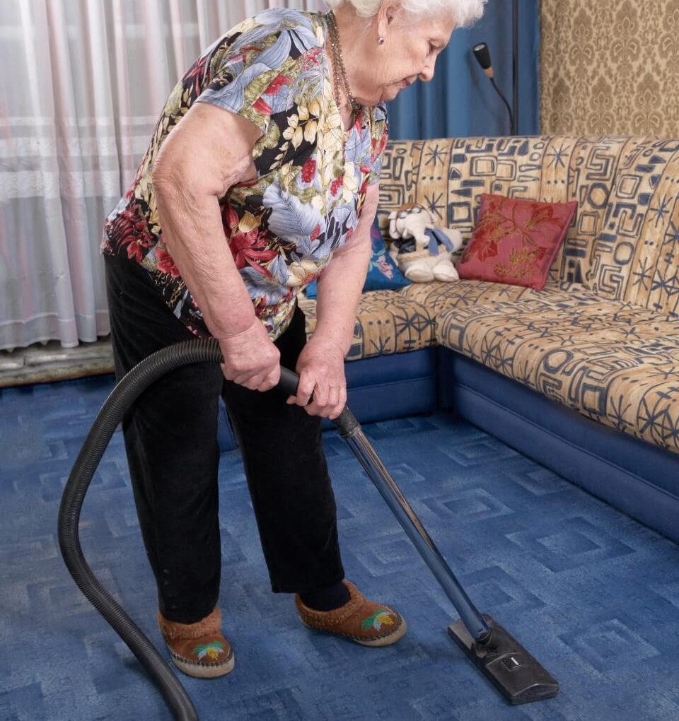 Elderly Cleaning Services